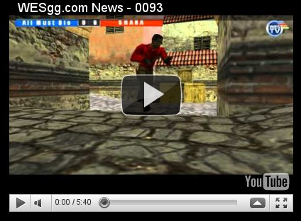 WES Week №15. Видеообзор 2го тура Чемпионата Украины по Counter-Strike.