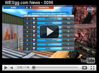 WES Week №18. Видеообзор 3го тура Чемпионата России по Counter-Strike.