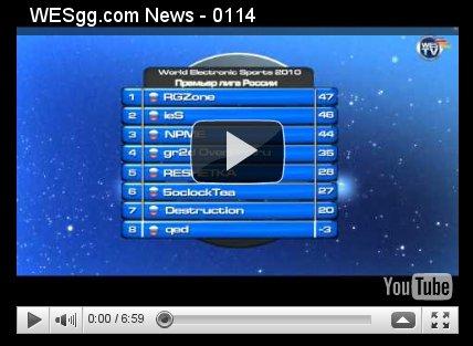 WES Week №26. Видеообзор 11го тура Чемпионата России и Украины<span id=
