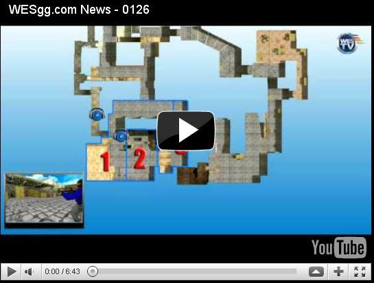 Девятый выпуск, посвящённый перетяжкам и стяжкам на карте de_inferno. Правильная схема игры.
